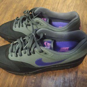 Nike Air Max 1 Ripstop Dark Grey